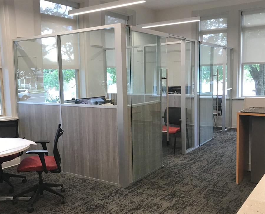 Modular Offices Flex Series Demountable Walls