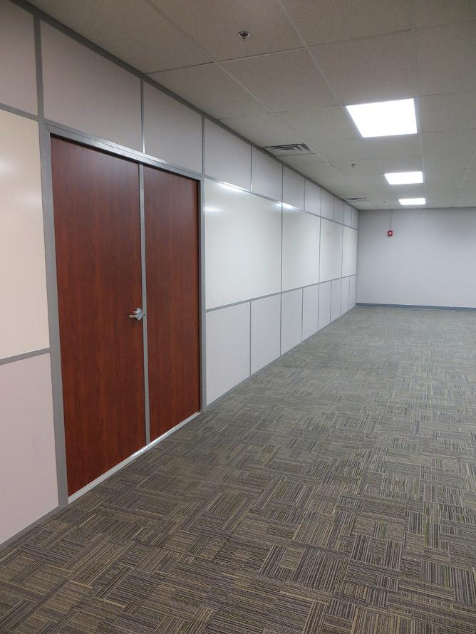 Whiteboard Wall Integration Flex Series