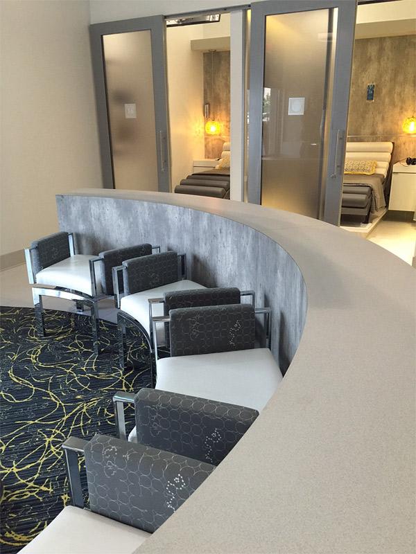 Lifestyle medicine treatment rooms