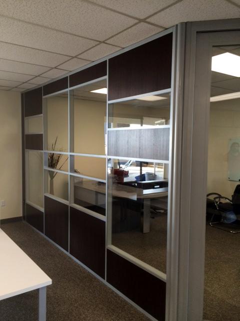 Flex series multiple wall material panels