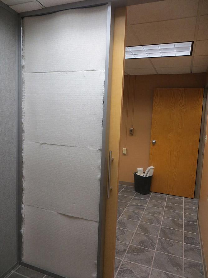 Healthguard insulation installation detail
