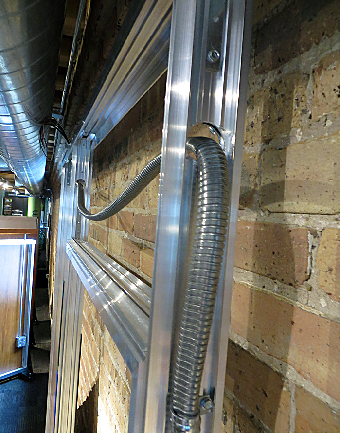 NxtWall Byrne 8-trac electrical system cutout