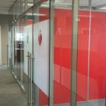 Frameless Glass Sliding Doors Locking Barpull Door Hardware