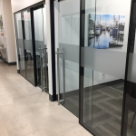 Flex Series Glass Walls Decorative Window Film