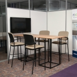 Video Conferencing Area with Glass Clerestory - Flex Series