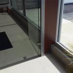 Flex Series solid panel at window sill detail installation