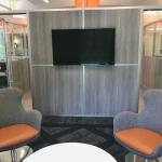 Freestanding Demountable Wall Conference Room - Flex Series