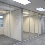 Full Height Glass Offices - Flex Series