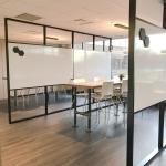 Integrated Whiteboard Demountable Dividing Walls