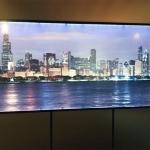 ATI Lumisplash LED backlit Wall Panel - NxtWall Chicago Showroom