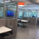 Modular Private Offices Flex Series Demountable Walls
