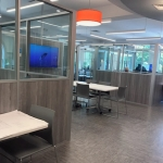 Modular Private Offices Flex Series Demountable Walls