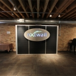 NxtWall Chicago Showroom Feature Wall