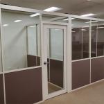 NxtWall Flex Series Freestanding Office Partitions