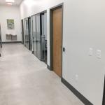 NxtWall Flex Series Glass Offices - Financial Sector