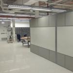 Whiteboard wall freestanding configuration - Flex Series