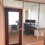 Wood Frame Door with Full-Lite Glass - Flex Series