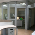 Flexible Higher Education Radiused Offices - Flex Series
