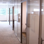 Flex Series - Tyco - Glass Fronts with Standard Glazing Bead