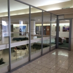 Glass walls Flex series