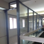 Repurpose existing space into Conference Room with Nxtwall