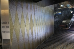 MIRROFLEX STRUCTURES - Strike - Mirror & Mirror Gold - Casino Wall Installation