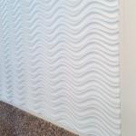 Flex wall system liquid designer wall panels