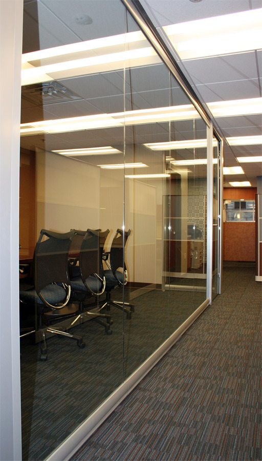 Full Height Glass Conference Room Grand Rapids, MI