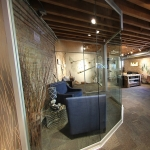 Radius Curved Glass Walls - NxtWall View Series