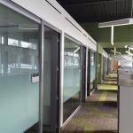 Glass Offices University Bio-Engineering Installation - View Series