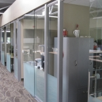 Higher Education glass office fronts (MSU)