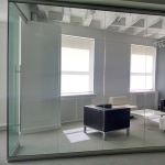 View Series glass walls - Chicago