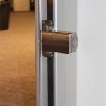 View series optional European door hardware