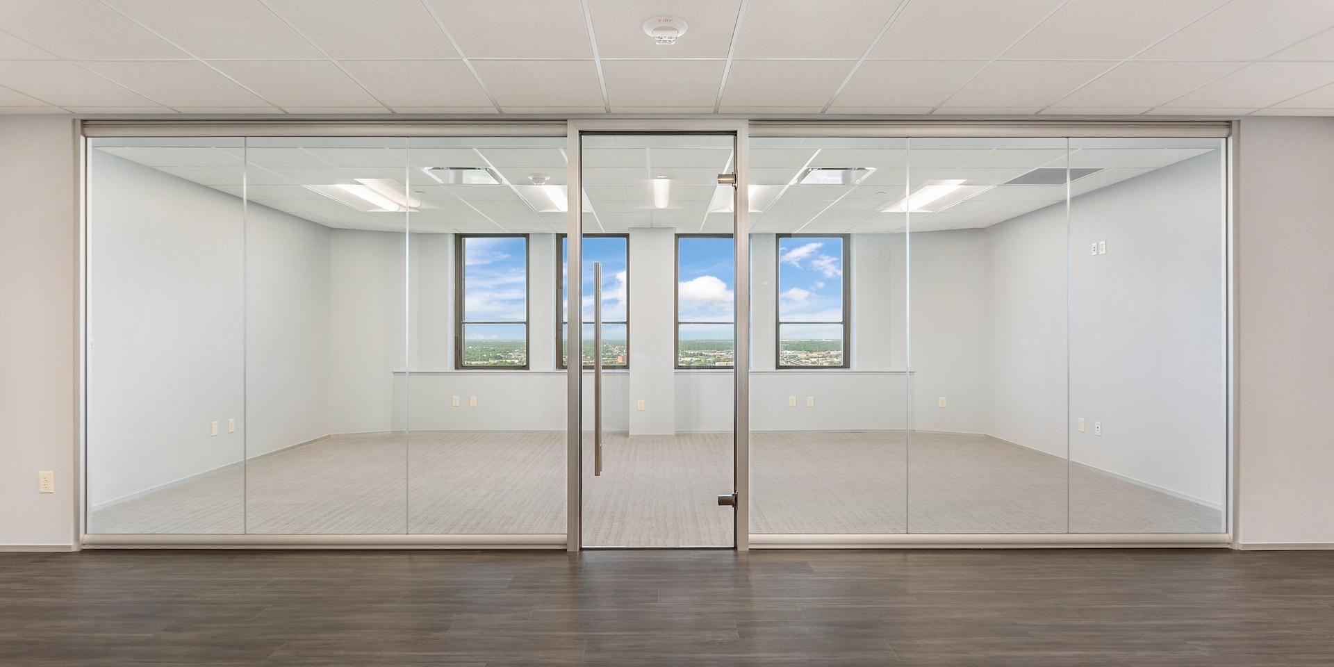 NxtWall View Series Architectural Glass Walls - www.nxtwall.com